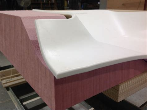 corian thermoforming the manhattan corian sink project sterling surfaces