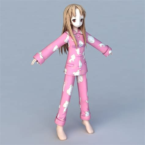 doll design jobs anime doll girl 3d model 3ds max files free download