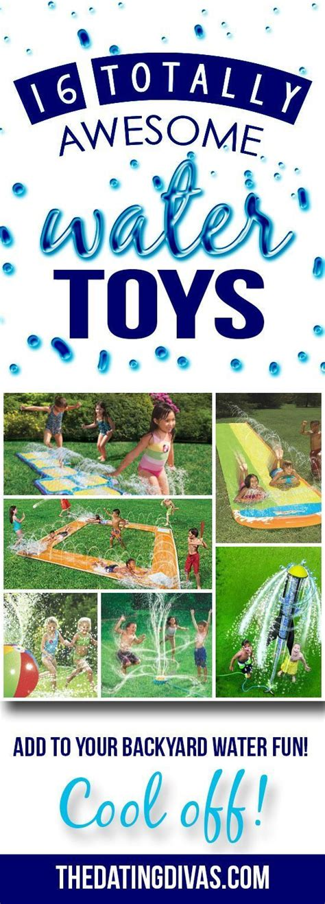 1000 ideas about outdoor water activities on