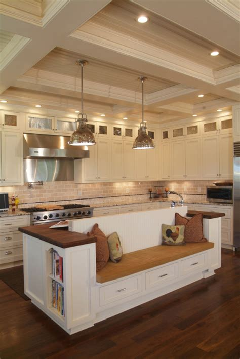 65 Most Fascinating Kitchen Islands With Intriguing Layouts Kitchen With Island Ideas