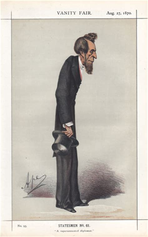 Vanity Fair Caricatures by Diplomats Vintage Vanity Fair Portraits And Caricatures