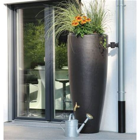Costco Whiskey Barrel Planter by Costco Moderne 79 Gallon Barrel Planter And Planter