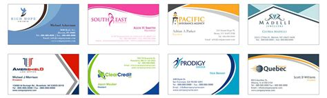 creative business card online design bcard design maker with special