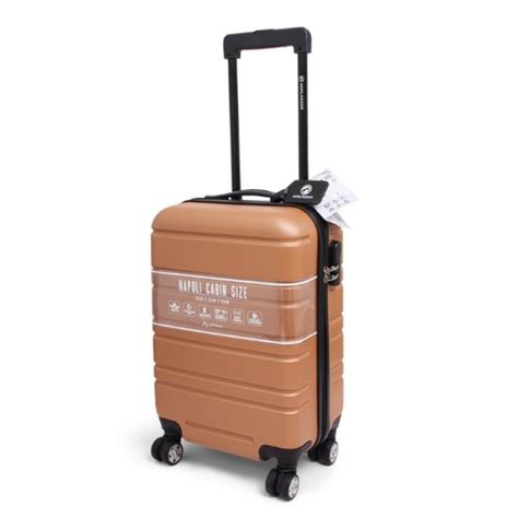 cabin size trolley cabin size trolley napoli gold trolleys koffers en