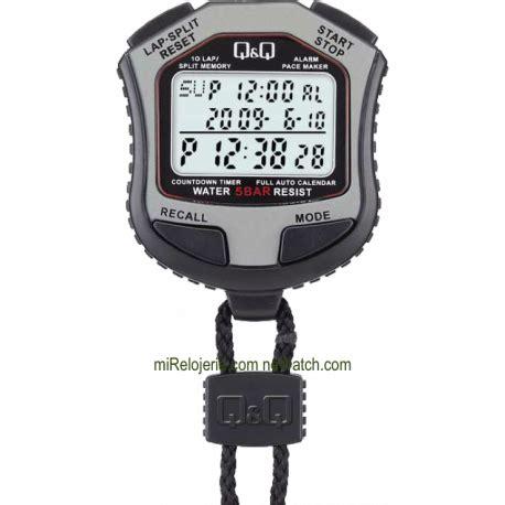 Stopwattch Toto 10 Memory stopwatch memory 10 relojerias ceni s l