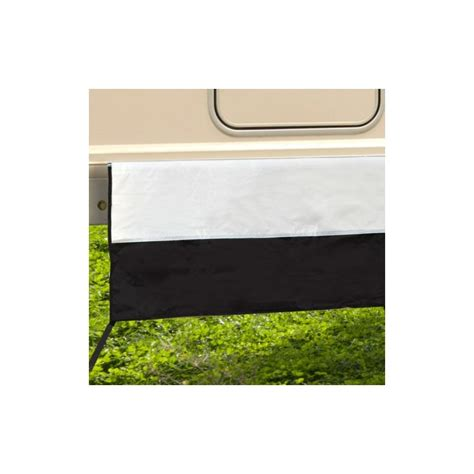 awning skirts outdoor revolution awning draught skirt kit 250cm