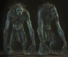 Online 3d Home Paint Design swamp creature full body by alessandro baldasseroni