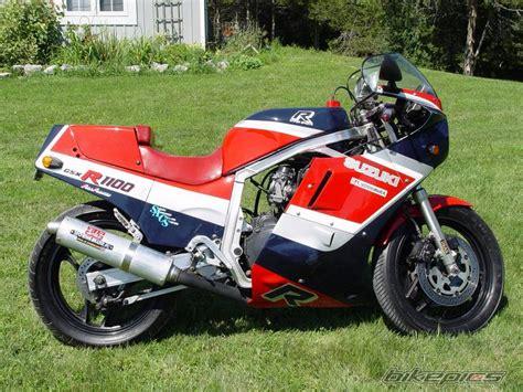1986 Suzuki Gsxr 1100 by Bikepics 1986 Suzuki Gsx R 1100