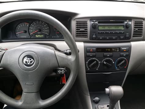 Toyota Corolla 2007 Interior by 2007 Toyota Corolla Pictures Cargurus