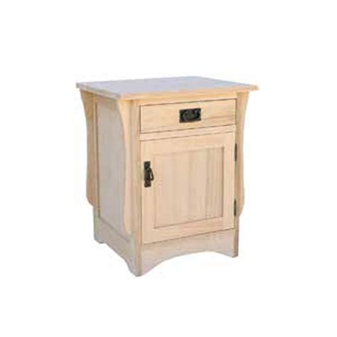 Country Mission 1 Drawer 1 - mission 1 drawer 1 door stand lloyd s mennonite