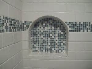glass arched shower niche mosaic bathroom new york by fiorano tile showrooms