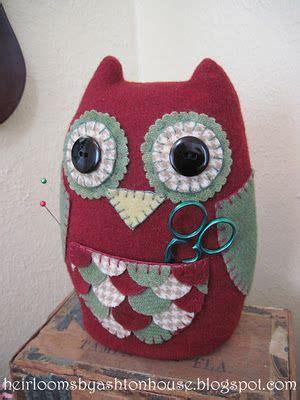 owl pincushion template neulatyynyt owl and askarteluhuone on