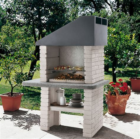 Grille Barbecue 68x40 by Palazzetti Barbecue Goa 2