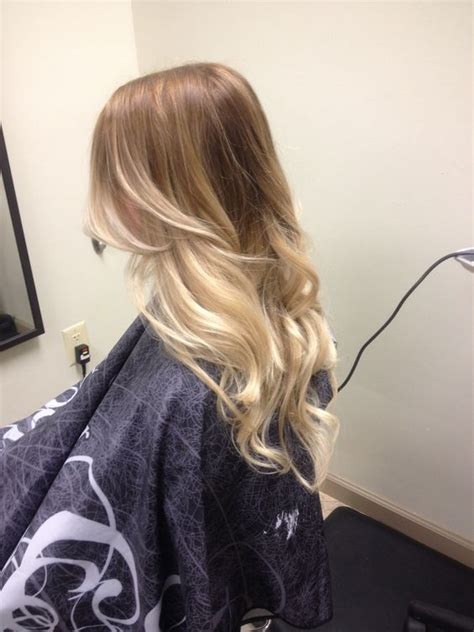 hair clients ombre pictures lauren conrad inspired ombre hair i did on my client