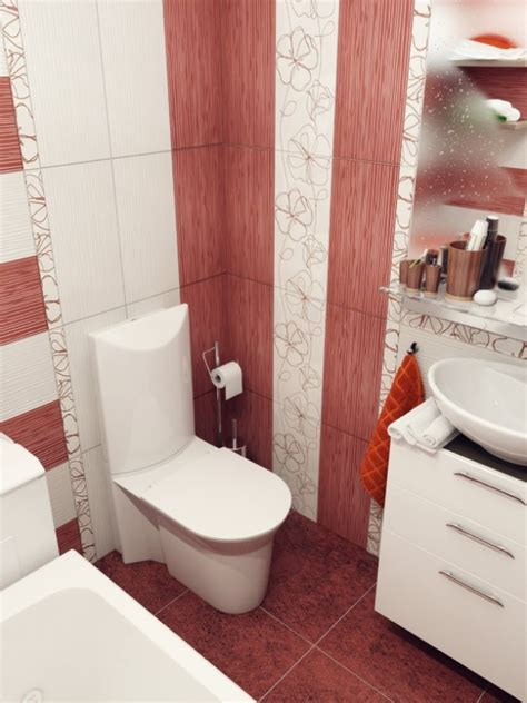 small red bathroom ideas extraordinary designs and ideas for the small bathroom