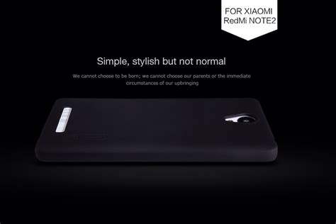 Hardcase Xiaomi Redmi Note 2 By Nillkin nillkin xiaomi redmi note 2 bonus anti gores