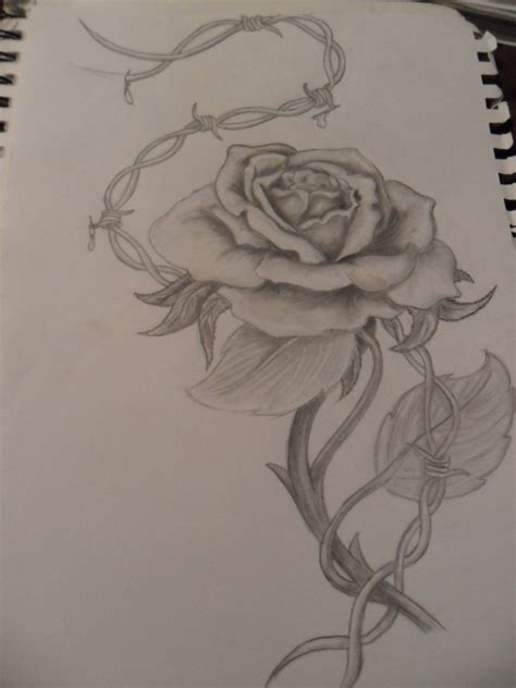 roses and thorns tattoo not only roses thorns by mysticbitch on deviantart