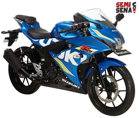 Kaos Motor Suzuki Gsx R Murah harga motor suzuki terbaru juli 2018 semisena