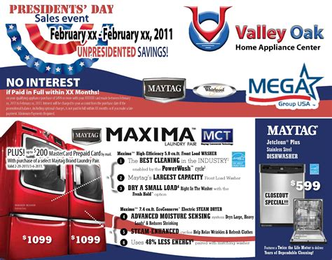 home appliances amazing presidents day sale appliances