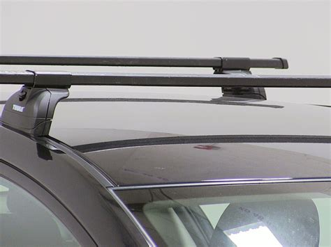 thule roof rack for 2013 mazda 3 etrailer