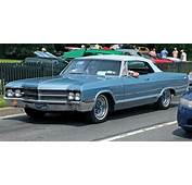 1965 Buick LeSabre Convertible In Blue Front Left