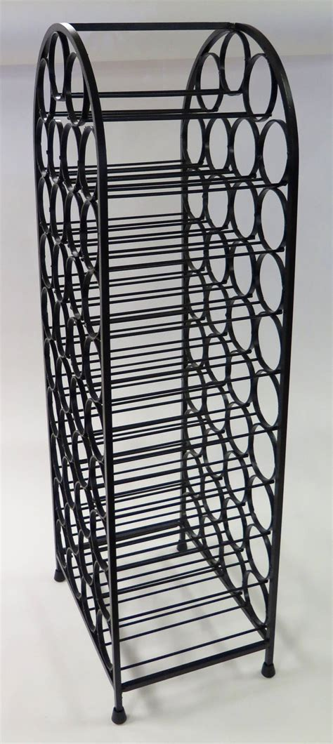 Wine Rack For Sale by 1950s Arthur Umanoff Wine Rack For Sale At 1stdibs