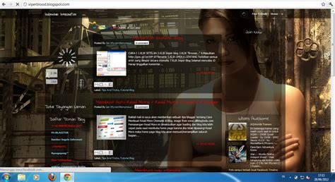 templates blogger keren template facebook keren indonesian information