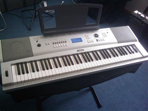 Keyboard Yamaha Dgx yamaha dgx 220 image 102619 audiofanzine