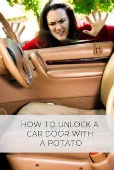 How To Unlock A Car Door With A Slim Jim tips tricks to on toilet seat covers hacks and plastic