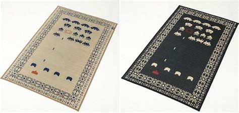 Space Invaders Doormat by Space Invaders Tatami Rug Japan Trend Shop