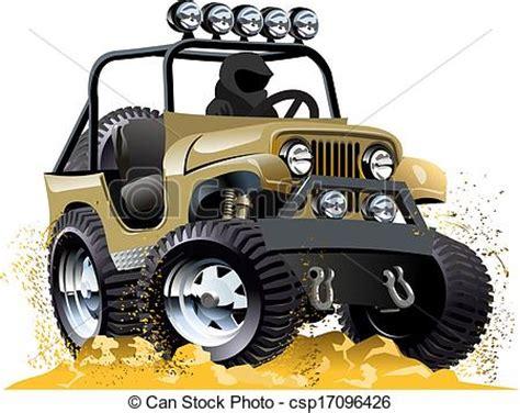 cartoon jeep drawings cartoon jeep clipart 48