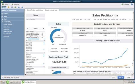 quickbooks advanced reports customization service experts  quickbooks consulting