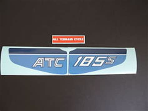 Emblem Logo Honda Ori 100 Bodi Tank Tangki Cb Japstyle Caferacer honda atc decals ebay