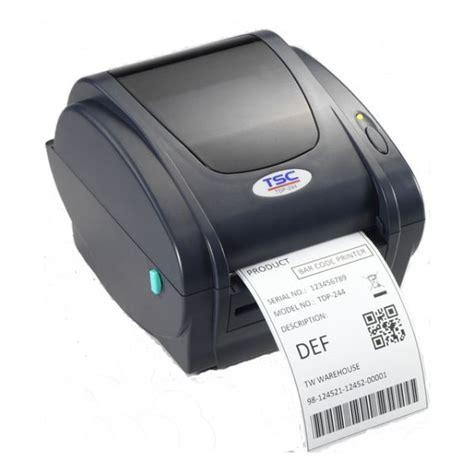 Printer Label Tsc Tdp 244 Direct Thermal Label Printer 99 143a001 00lf Free Shipping