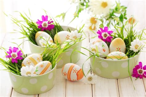 easter decorations 60 easter table decorations decoholic