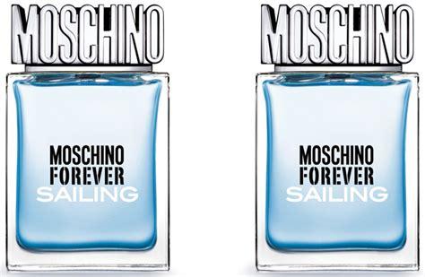 Parfum Original Moschino Forever moschino s forever sailing into summer global blue