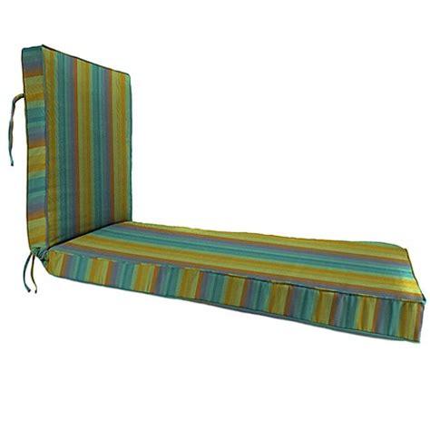 bed bath and beyond astoria 80 inch x 23 inch chaise lounge cushion in sunbrella