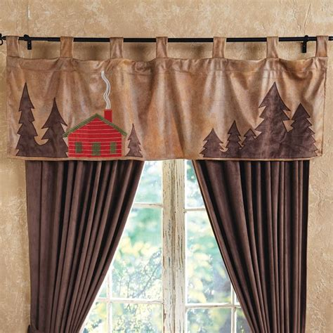 lodge decor curtains 17 best rustic window treatments images on pinterest
