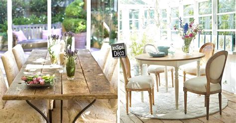 Salle A Manger Shabby Chic by Salle A Manger En Style Shabby Chic Et Proven 231 Al 23 Id 233 Es