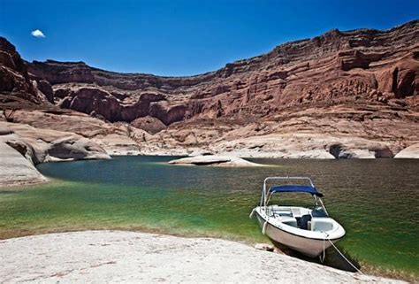 lake powell boat rentals big water mountain sheep canyon picture of skylite boat rentals