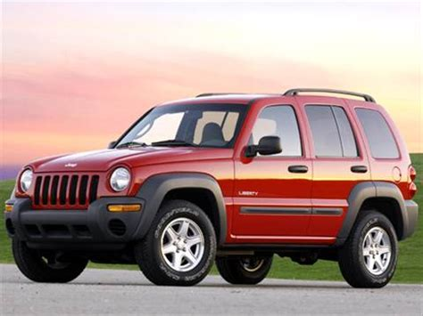 2004 jeep liberty pricing ratings reviews kelley