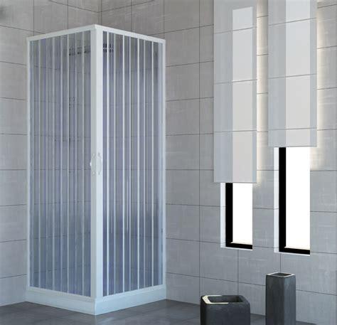 box doccia soffietto box cabina doccia angolare in pvc 80x90x185cm con apertura