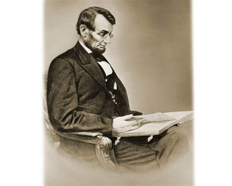 write the biography of abraham lincoln thought for the day writing is the great invention of the