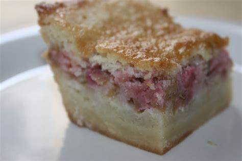 the found recipe box making the rounds with rhubarb popular rhubarb cake rhubarb dessert