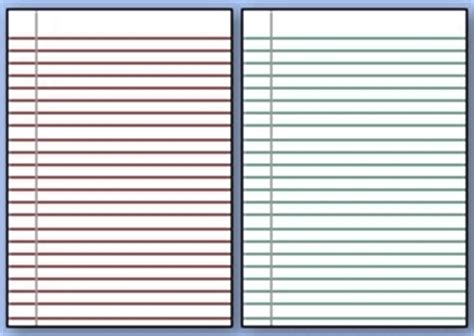 printable lined paper for visually impaired service for children and young people with visual