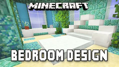 how to build a bedroom minecraft tutorial how to make a bedroom design c doovi