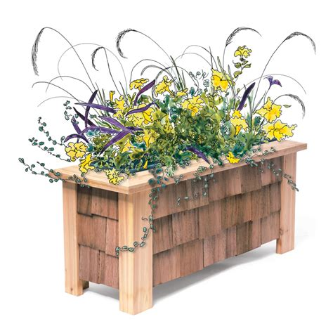 planter design patio planter popular woodworking magazine
