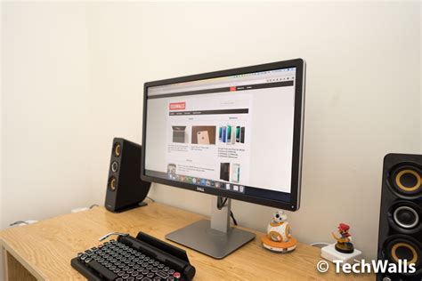 dell mattes display dell p2715q ultra hd 4k monitor review the best budget