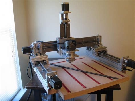 cnc build   extruded aluminum page