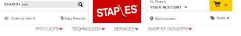 Visa Gift Card Staples - staples sells 200 visa gift cards online my experience with them